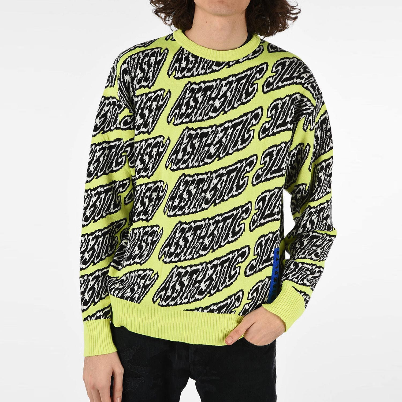 Мужская Пуловер Diesel K-Aesthetic Pullover green