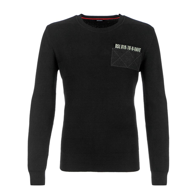 Мужская Пуловер Diesel K-Stle Pullover