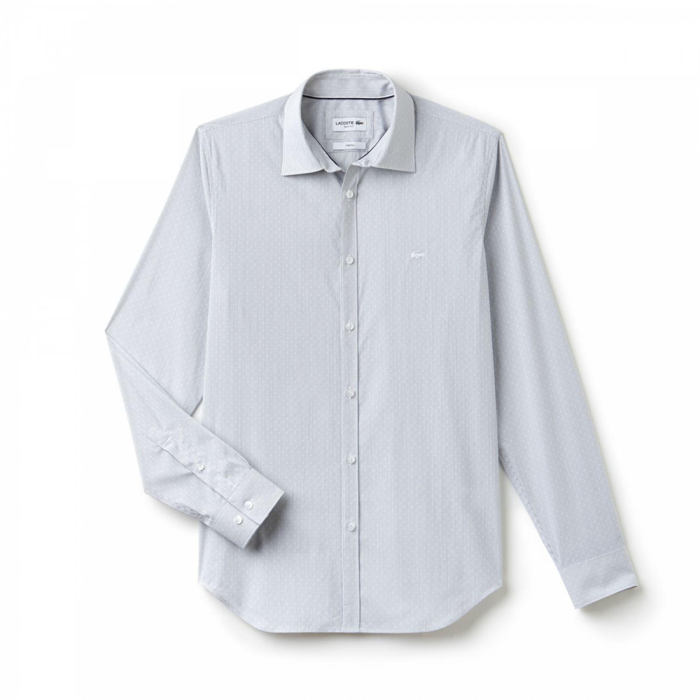 Мужская Рубашка Lacoste CH9616 51 SEV