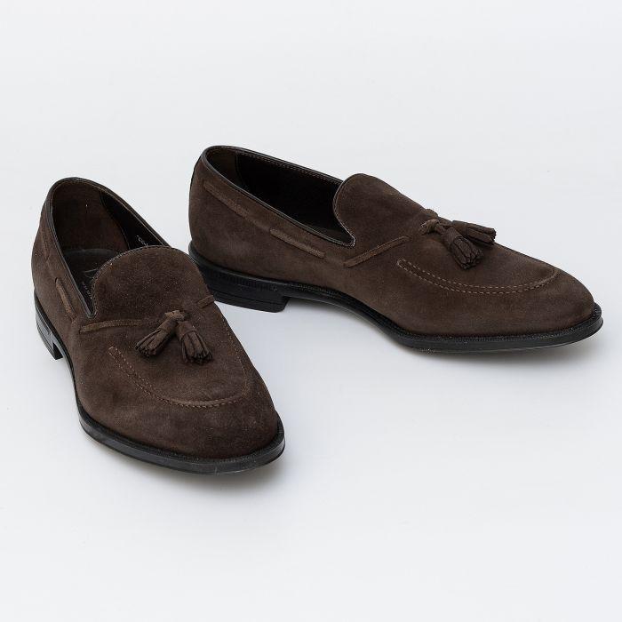 Лоферы Doucal's 2246 brown