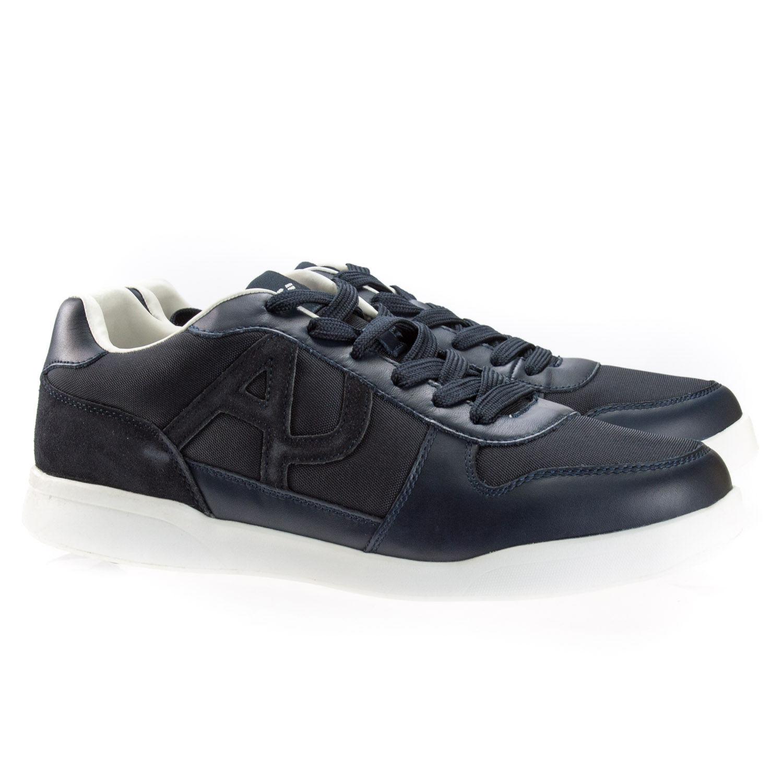 Кроссовки от Armani jeans  Km2052