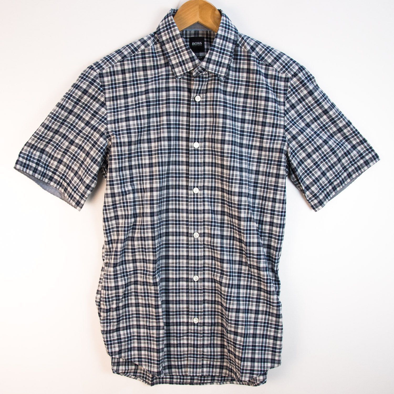 Мужская Рубашка Hugo Boss 50412903