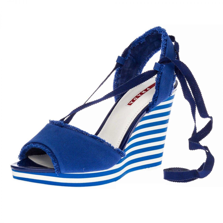Туфли Prada Kw943
