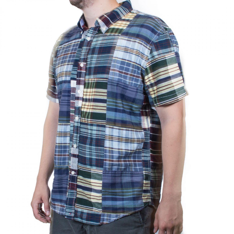 Рубашка с коротким рукавом Tommy Hilfiger codmr7