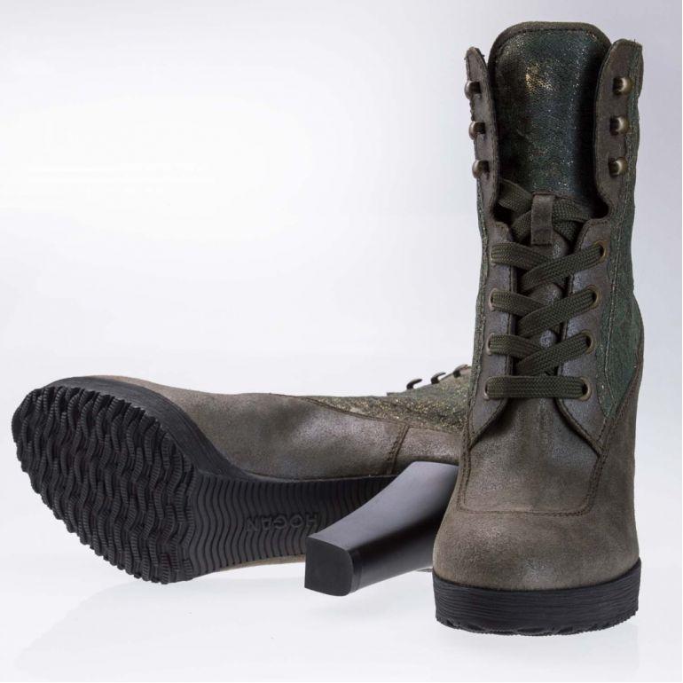 Ботинки Hogan kw1096.