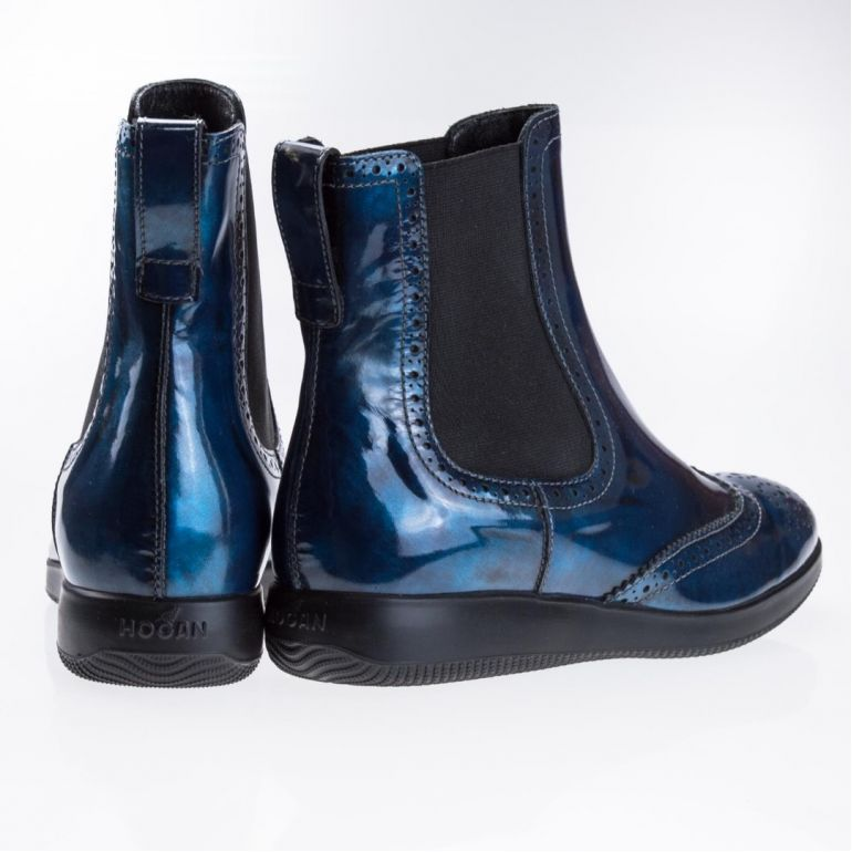 Ботинки Hogan km2160.