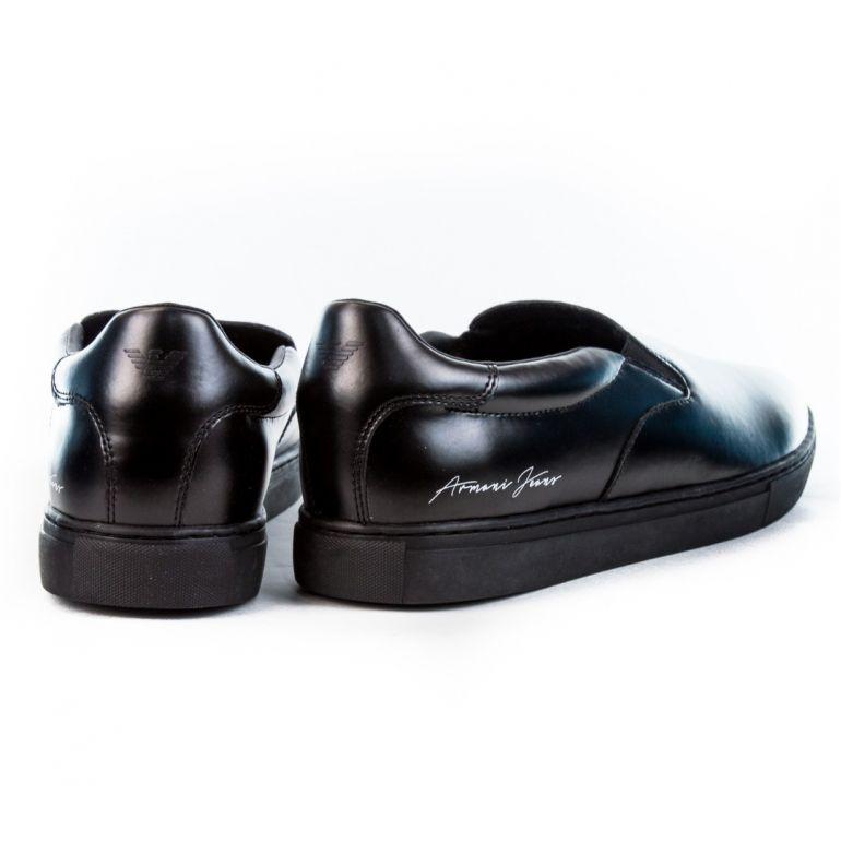 Мужские слипоны Armani Jeans 935067 7A400 .