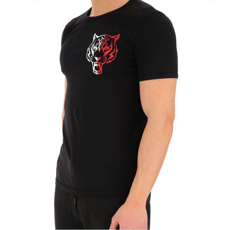 Мужская футболка Philipp Plein Sport S18C MTK1760 STE008N.