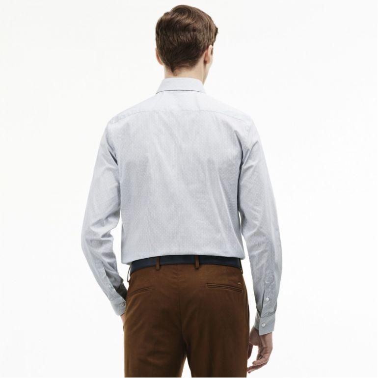 Мужская Рубашка Lacoste CH9616 51 SEV.
