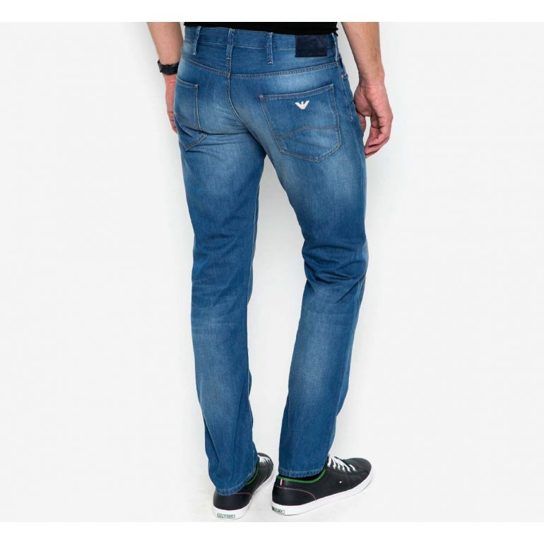 Мужские джинсы Armani Jeans C6J83 4A.