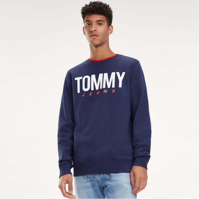 Мужская Кофта Tommy Hilfiger DM0DM06291 002.