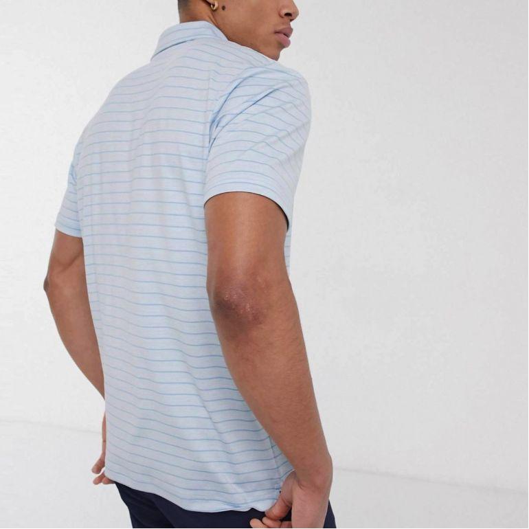 Поло Calvin Klein Golf Splice polo shirt.