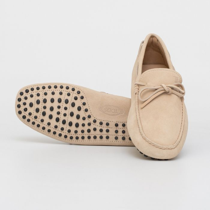Мокасины Tod's New Laccetto OCCH. New Gommini 122 RE0 Naturalle CH